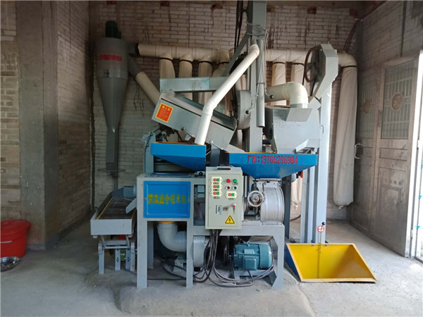 碾米机正确使用与维护